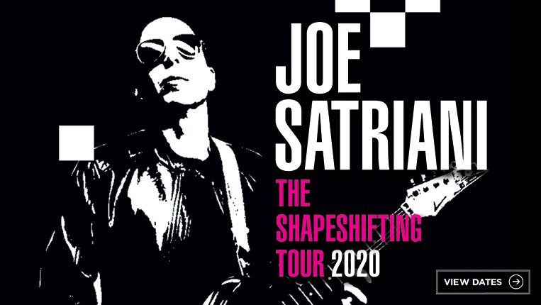 Shapeshifting Tour 2020